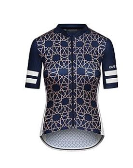 Café du Cycliste maillot Tichka navy