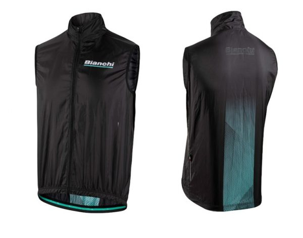 BIANCHI Gilet coupe vent
