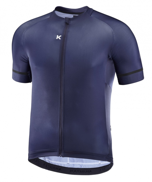 KATUSHA maillot Icon Peacoat Blue