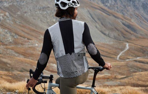 Gilet réfléchissant Lucette Cafe du Cycliste