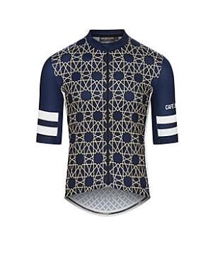 Café du Cycliste maillot Tichka Bleu Marine